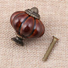 Home Ceramic Cabinet Pull Door Knobs Handle Kitchen Cupboard Hardware Drawer