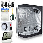 600D High Reflective Mylar Grow Tent Kit for Hydroponics Indoor Plant Growing