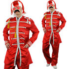 ST GEORGE SERGEANT PEPPER COSTUME ENGLAND MENS WORLD CUP 2018 FANCY DRESS OUTFIT