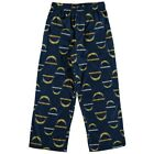 Los Angeles Chargers Preschool All Over Printed Pajama Pants - Navy $19.99 USD on eBay