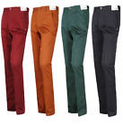 New Mens Cotton Spandex Golf Trousers Comfortable Pants