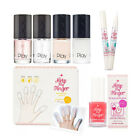 ETUDE HOUSE - PLAY NAIL & CUTICLE CARE or POLISH ( KOREA Genuine Manicure Tool )