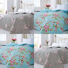 Catherine Lansfield Canterbury Quilted Bedspread, 240 x 260 Cm
