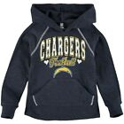 Los Angeles Chargers 5th & Ocean by New Era Girls Youth Cutest Fan Tri-Blend $40.99 USD on eBay
