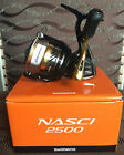 Shimano Nasci FB 500-5000 (All Models) Spinning Reels