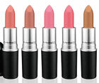 mac lustre lipstick rouge a levres choose your shade new in box