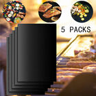 Barbecue Large BBQ Cover Waterproof Reusable Grill Mat Sheet Cook Thermometer UK