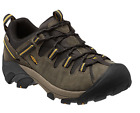 New Keen Mens Targhee II Waterproof Raven Tawny Olive Hiking Shoes  Free Ship