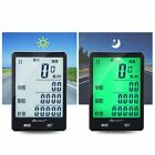 2.8inch Large Display Screen Backlight Bicycle Computer Speedometer Waterproof Q