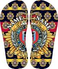 The Royal Logistic Corps Printed Flip Flops