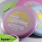 Discraft Ti CHALLENGER *pick weight and pattern* Hyzer Farm disc golf putter