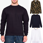 US STOCK Men's Slim Fit Long Sleeve T-shirts Casual Tee Shirt Tops Pullover