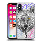 HEAD CASE DESIGNS ANIMAL PAPER CUT-OUT PRINTS GEL CASE FOR APPLE iPHONE PHONES