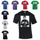 Elvis Presley Mug Shot Graphic T-Shirt Vegas Rock Arrest Photo The King Shirt