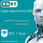 ESET Cyber Security 6.7 for Mac 1 | 2 | 3 years Download edition 2019