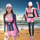Women's Swimming Snorkeling Diving Suits Swimwear Quick Drying Surfing Swimsuits