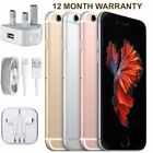Apple iPhone 6S Unlocked Factory 12.0MP 16GB 64GB Dual Core Smartphone IOS