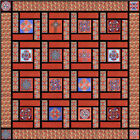 CELTIC COLLECTION - RED COLOURWAY PANELS & PRINTS - PATCHWORK & QUILTING FABRIC