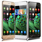 "Mobile Phones Unlocked Android 5.1 Cheap 5"" Dual Sim Free Smartphone Quad Core"