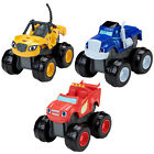 Blaze and the Monster Machines Slam and Go Trucks. Racing Toy Vehicle Ideal Gift