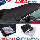Magnet Car Windshield Cover Sun Shade Protector Winter Dust Frost Freeze Guard