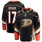 Ryan Kesler Anaheim Ducks Fanatics Branded Youth Breakaway Player Jersey Black