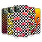 HEAD CASE DESIGNS CHECKERBOARD PATTERNS SOFT GEL CASE FOR APPLE iPHONE PHONES