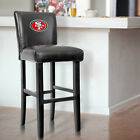 "OS Home & Office Furniture 30"" Upholstered Bar Stool"