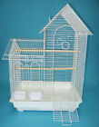 YML Villa Top Small Bird Cage with 2 Feeder Doors