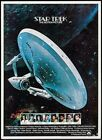 Vintage Star Trek The Motion Picture Movie Poster Print A3/A4 on eBay