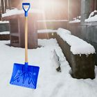 Heavy Duty Snow Shovel With Wooden Handle,Sturdy,Made in Turkey