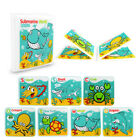 Waterproof Kids Children Early Learning Animals Food Bath Book BB Sound Baby Toy