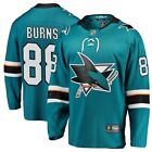 Brent Burns San Jose Sharks Fanatics Branded Youth Home Breakaway Player Jersey