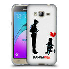 OFFICIAL BRANDALISED STREET GRAPHICS SOFT GEL CASE FOR SAMSUNG PHONES 3