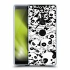 HEAD CASE DESIGNS DOODLE GALORE SOFT GEL CASE FOR SONY PHONES 1