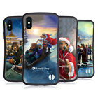 OFFICIAL LONELY DOG CHRISTMAS HYBRID CASE FOR APPLE iPHONES PHONES