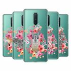 OFFICIAL MONIKA STRIGEL ANIMALS AND FLOWERS 2 GEL CASE FOR AMAZON ASUS ONEPLUS