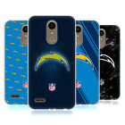 OFFICIAL NFL 2017/18 LOS ANGELES CHARGERS SOFT GEL CASE FOR LG PHONES 1