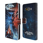 OFFICIAL STAR TREK MOVIE POSTERS TOS LEATHER BOOK CASE FOR SAMSUNG PHONES 2