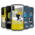 OFFICIAL STAR TREK ICONIC CHARACTERS TOS HYBRID CASE FOR APPLE iPHONES PHONES on eBay