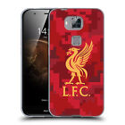 OFFICIAL LIVERPOOL FOOTBALL CLUB DIGITAL CAMOUFLAGE GEL CASE FOR HUAWEI PHONES 2