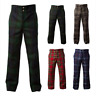 More images of New Formal Golf Trousers Mens Cotton Tartan Trews - Various Tartans - All Sizes