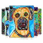 OFFICIAL MAD DOG ART GALLERY DOGS 2 HARD BACK CASE FOR APPLE iPAD