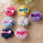 Baby Rose Clip Chiffon Girl Hair Accessories Toddler Flower