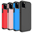 For iPhone 12/11 Pro Max/XS/XR Case Shockproof Hybrid Hard TPU Armor Phone Cover