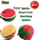 Внешний вид - Jumbo Super Giant Squishy Fruit Scented Slow Rising Reliever Stress Toy New Lot