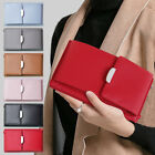 PU Leather Small Crossbody Cell Phone Purse Wallet Smartphone Bag For Women Lady