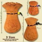 ●oZtrALa● Kangaroo SCROTUM Pouch Wallet Bag Mens Womens Coin Purse LEATHER Gift●
