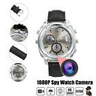 1080P Spy Hidden Camera Watch Waterproof Night Vision Video Audio Recorder 32GB