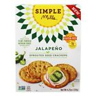 Simple Mills - Sprouted Seed Crackers Original
